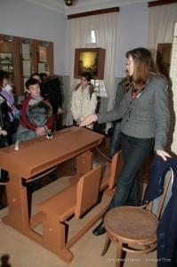 """Экскурсия в музее """"Симбирская классическая гимназия"""" для участников фотокросса"""