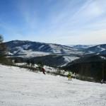 Хорошая лыжная погода.