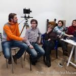 в студии Белый формат состоялась встреча фотоклуба. Тема – фототуризм.