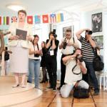 Открытие выставки в музее И.А. Гончарова