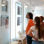 Выставка фотографий С.В. Иванова в музее И.А. Гончарова