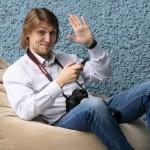 Лев Филиппов - один из организаторов Сушки