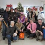 Встреча Нового года в фотоклубе