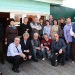 Учатсники выставки и гости